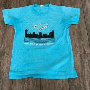 Vintage 1984 Ricky Skaggs Dont Cheat Tshirt